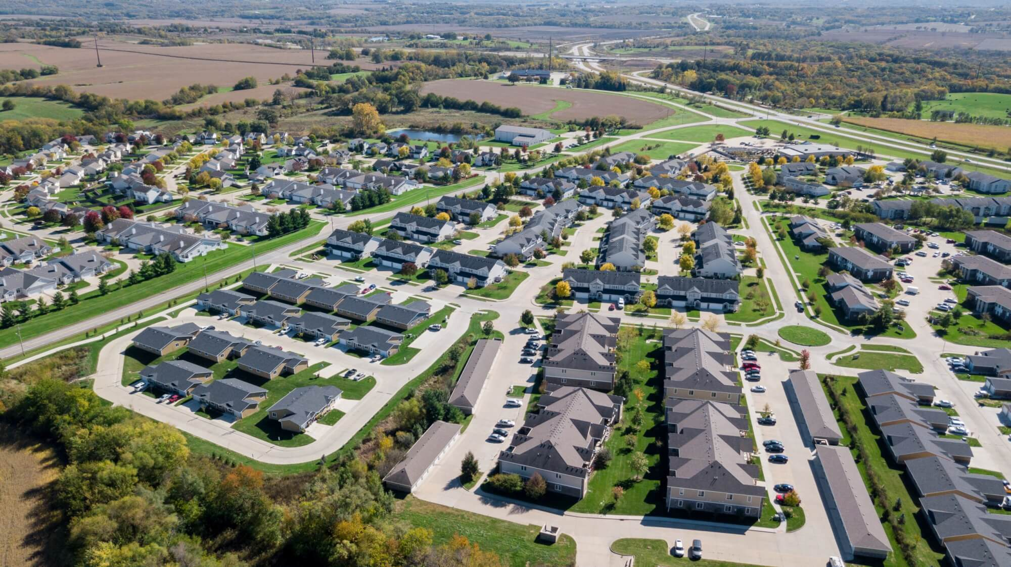 HOUSING – Large Suburban Development