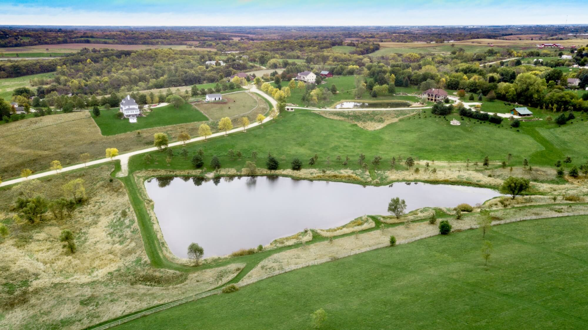HOUSING – Centered Pond